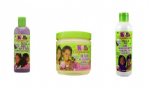 Kids Organics Cleanse, Condition and Grow TRIO Set of products for kids